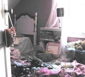 Child's Bedroom BEFORE