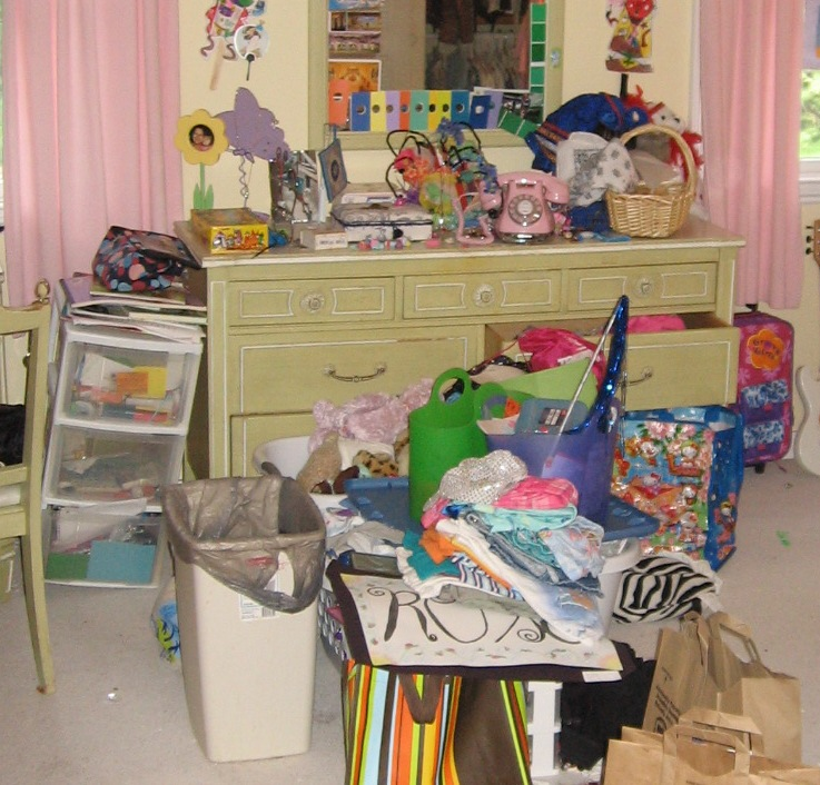 Services Clutter Clearer Coach Organizing
