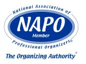 Logo of the National Organization of Professional Organizers