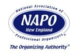 NAPO New England logo