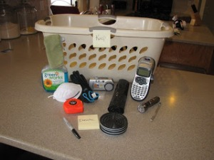 Organizing Tool Kit