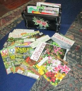 Too many magazines!