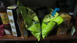 Popcorn duplicates.