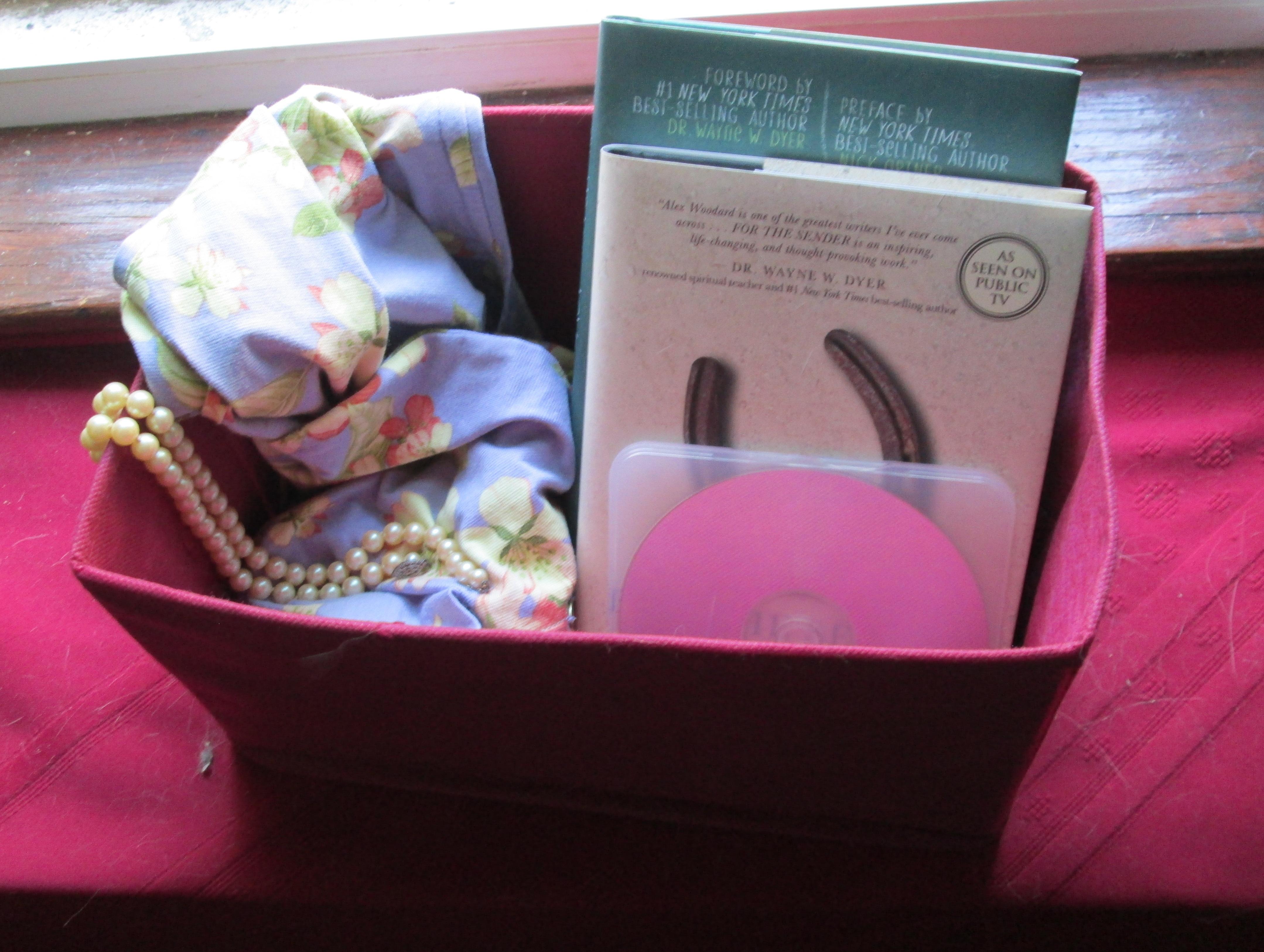 Errand box