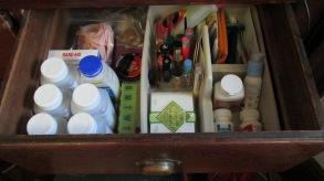 Neat drawer