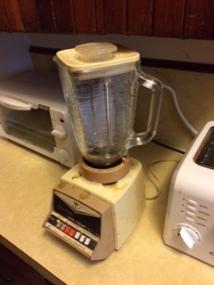 Old blender