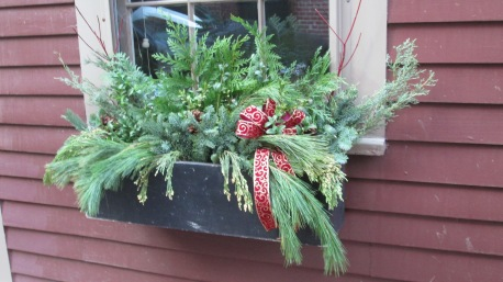Beacon Hill Window Box